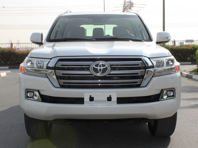 Toyota LAND CRUISER 4.0 EXR 2016