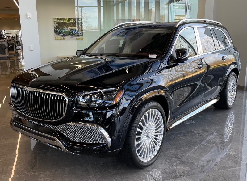 Mercedes Benz GLS600 Maybach 4Matic