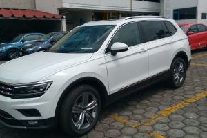 2018 VW Tiguan TSI Highline 2,0l