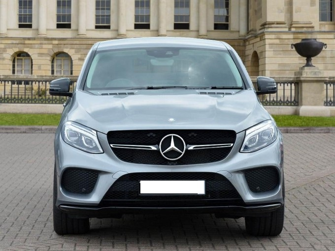 Mercedes Benz GLE 450 AMG 4Matic 2016